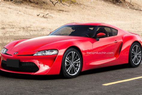 Toyota Supra Will Be Launched With Three Engines