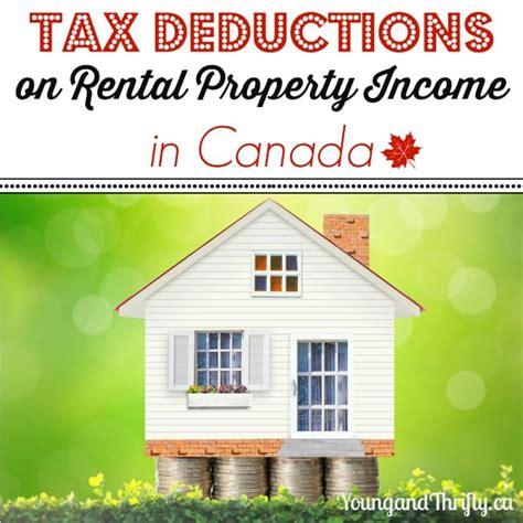 rental home improvements tax deductible