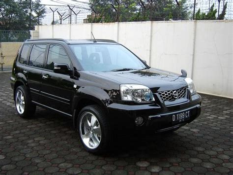 Nissan X Trail Modification by Limlim 2005 Nissan X Trail Specs Photos Modification
