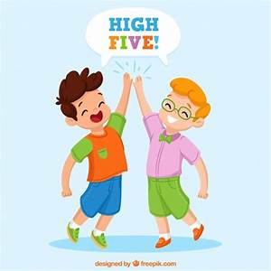 High Five Vectors, Photos and PSD files | Free Download