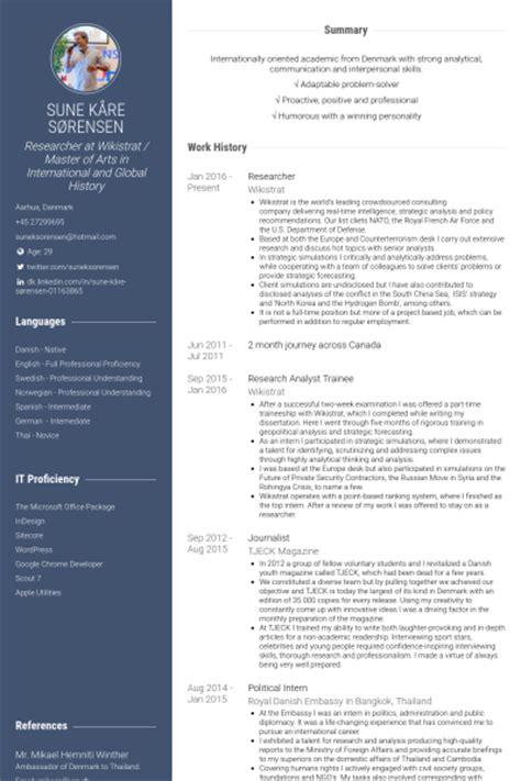 proficient in spss resume