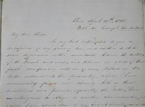 British handwriting professor John Jackson introduced ...