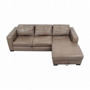 Used sectional sofas glamorous sectional sofas with for Used leather sectional sleeper sofa