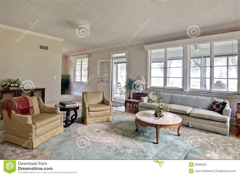 retired home interior pictures old dated home interior stock photo image of classical 26390322