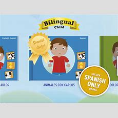 Learn Spanish For Kids  Bilingual Child  Spanish  Early Childhood Appolearning