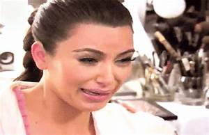 Kim Kardashian Crying GIF - Find & Share on GIPHY