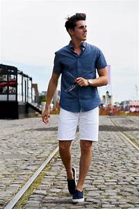 Cool and trending summer outfits ideas for men 47 - Fashionetter