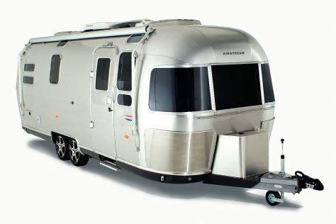 kult wohnwagen airstream auf dem caravan salon