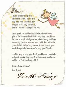 download a letter from the tooth fairy the tooth fairy With free printable tooth fairy letter template