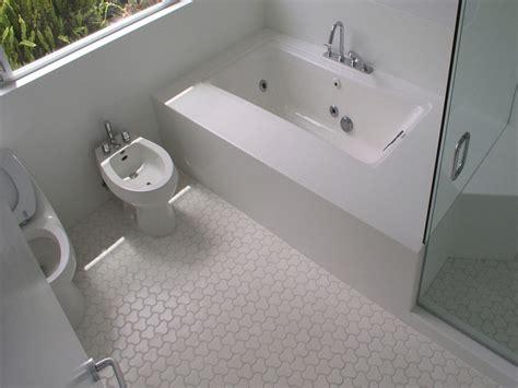 Bathroom Tile Floor  Modern Bathroom Tile Ideas For Small