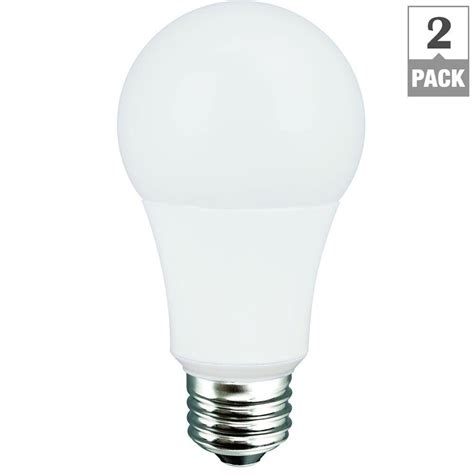 tcp 60w equivalent soft white a19 dimmable omni led light