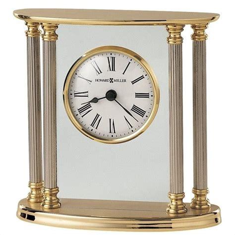 howard miller table clock howard miller new orleans table top clock 645217