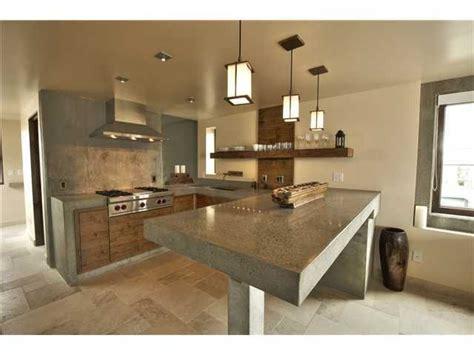 isla de concreto cocinas kitchen decor concrete