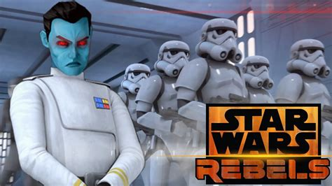 Grand Admiral Thrawn Wallpaper Thrawn Rumored For Star Wars Rebels Youtube