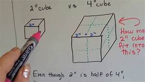 Grade 5 Math  11 7  Find Volume With Cube Units