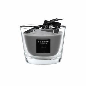 Bougie Baobab Soldes : acheter baobab collection bougie parfum e toutes saisons rhino blanc 10 cm amara ~ Teatrodelosmanantiales.com Idées de Décoration