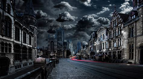 ghent hd wallpaper background image  id