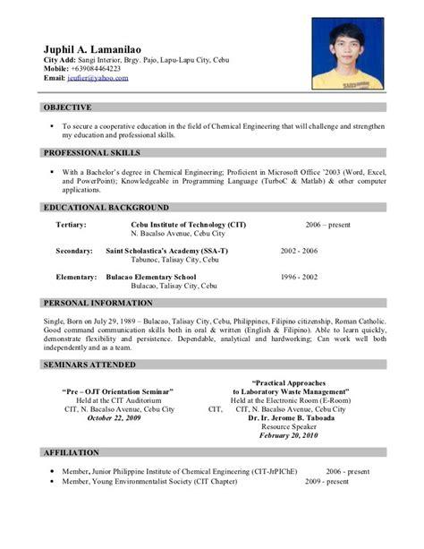 images of exle resumes resume sle resume cv