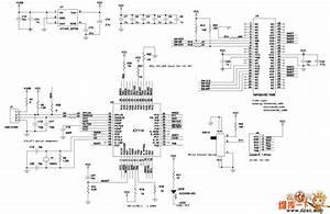 Xperia U Circuit Diagram