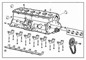 Jeep Grand Cherokee Plug  Cylinder Block Oil Hole  Freeze