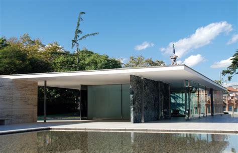 Mies Der Rohe Barcelona Pavillon by Barcelona Mies Der Rohe
