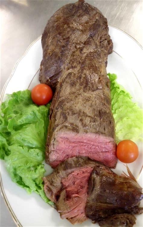 cuisine basse temperature filet entier de bœuf cuisson basse température