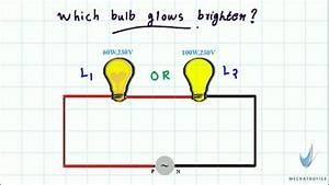 Which Bulb Glows Brighter
