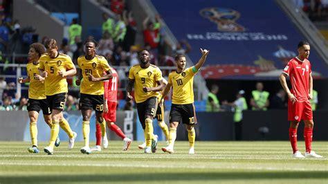 Fifa World Cup Belgium Tunisia Happened