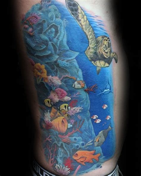 incredible tattoos  men masculine design ideas