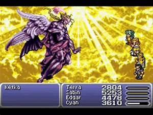 Final Fantasy VI Dancing Mad Part 4 YouTube