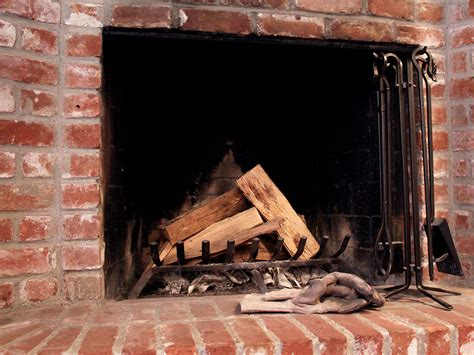 Clean Wood Burning Fireplace And Flue Homezada
