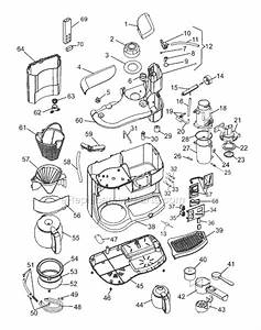 Keurig Coffee Maker Parts List