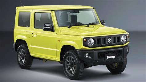 Suzuki Jimny 2018 Suzuki Jimny Gets 1 5 Liter Engine In Europe