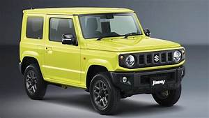 Suzuki Jimny 2018 Model : 2018 suzuki jimny finally revealed engines range from to 1 5 liters autoevolution ~ Maxctalentgroup.com Avis de Voitures
