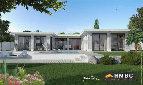 ellea 150 maison moderne et contemporaine de 150m2 pavillon design et mod 232 le hmbc