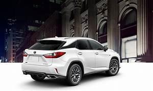 2019 Lexus RX - Luxury Crossover - Specifications Lexus com