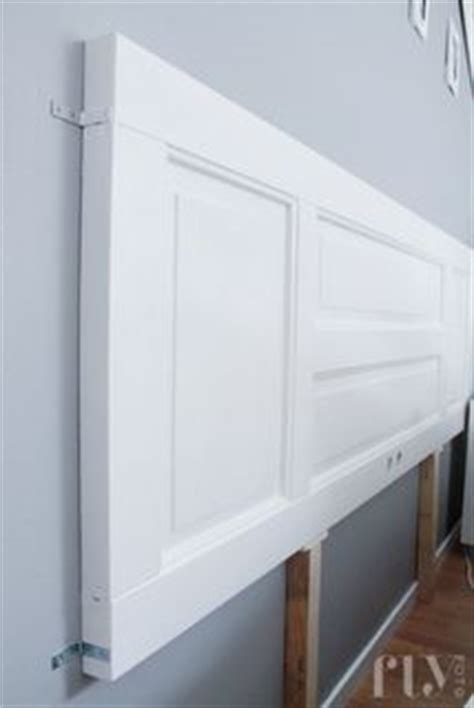 how to mount a door as a headboard 1000 images about bedhead ideas on pinterest bedhead timber bedhead and headboards
