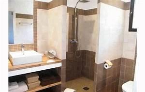 modele salle de bain 6m2 With exemple de salle de bain