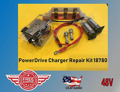 Battery Charger Model 22110 Club Car 48v Wiring Diagram by New Club Car 48v 48 Volt Powerdrive Golf Cart 35