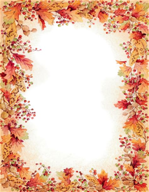 holiday seasonal fall thanksgiving stationery papers    autumn indiancorn