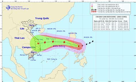 super typhoon goni expected  weaken   enters east sea da nang today news enewspaper