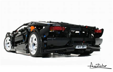 lego technic lamborghini technic delicatessen lego lamborghini excellence the aventador