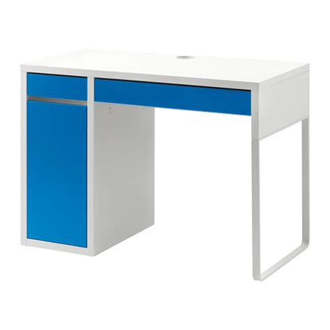 ikea computer desk workstation white micke up your study style with the micke desk from ikea