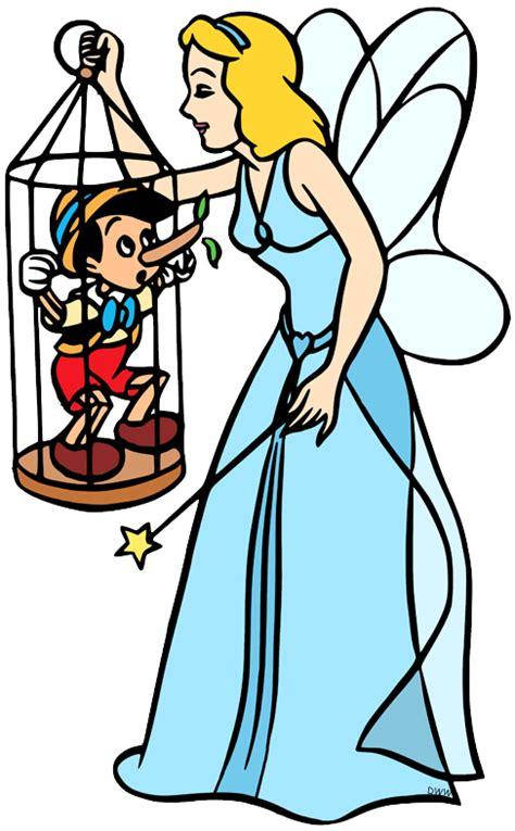 The Blue Fairy Clip Art Disney Clip Art Galore