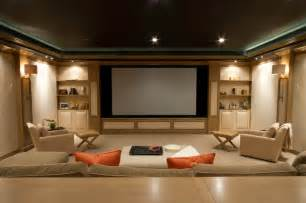 Photos And Inspiration House Plans With Media Room by Media Room Contemporary Home Theater Dc Metro By