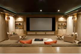 Home Theater Designs by Media Room Contemporary Home Theater Dc Metro By SBK Partnership LLC