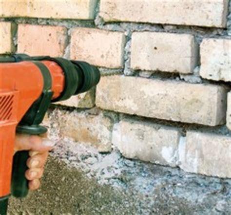 mauerwerk sanieren anleitung grundmauerschutz hornbach schweiz