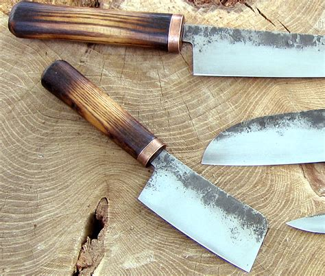 kitchen knives sets kitchen knife set wildertools by rick marchand