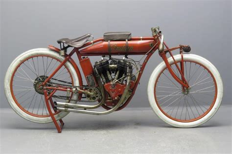 Indian 191422 Boardtrack Racer 1200cc 2 Cyl Sv 2610
