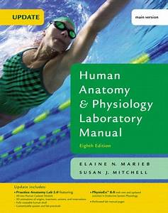 Human Anatomy  U0026 Physiology Laboratory Manual With Physioex